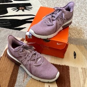 Women Nike Air Max Sequent 3 Rose